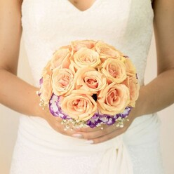 'SI' BRIDAL BOUQUET 2