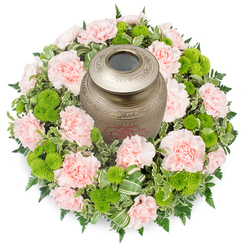 PRAYERS FOR PEACE URN TRIBUTE