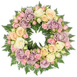 FOND MEMORIES WREATH